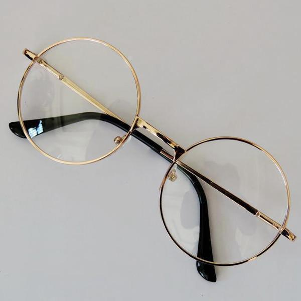 Thomas Shelby Vintage Round Glasses