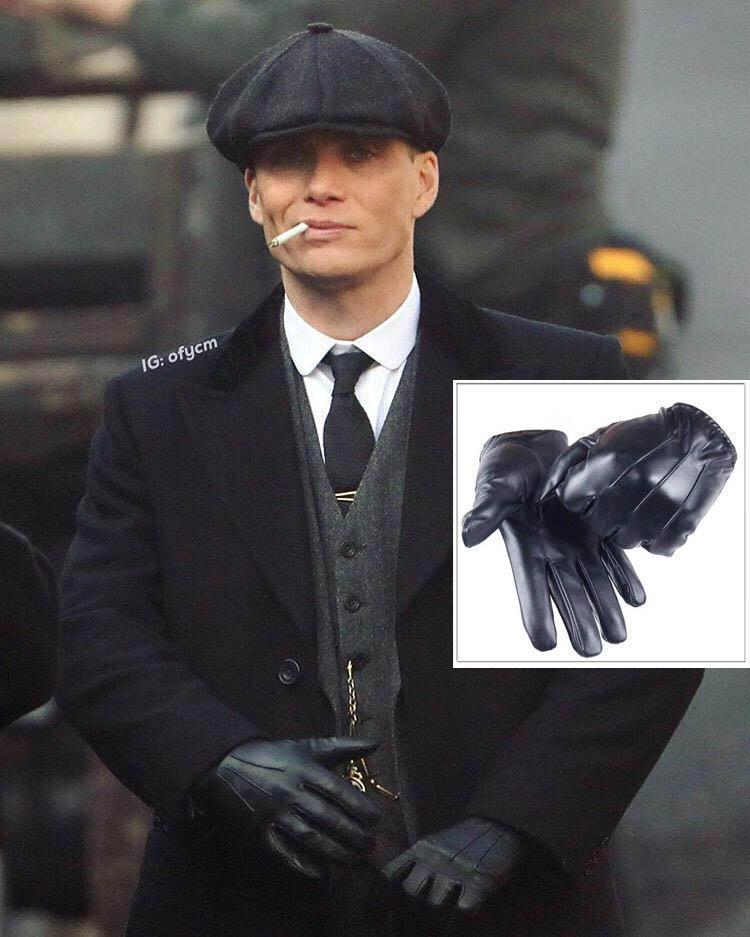Thomas Shelby Leather Gloves