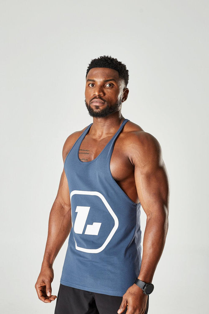 Blue Ultra Training Vest.