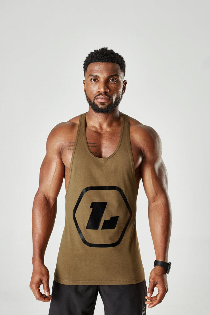 Khaki Ultra Training Vest