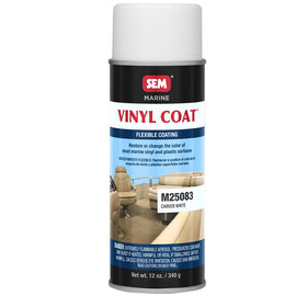 SEM Vinyl Coat - Carver White - 12oz [M25083]