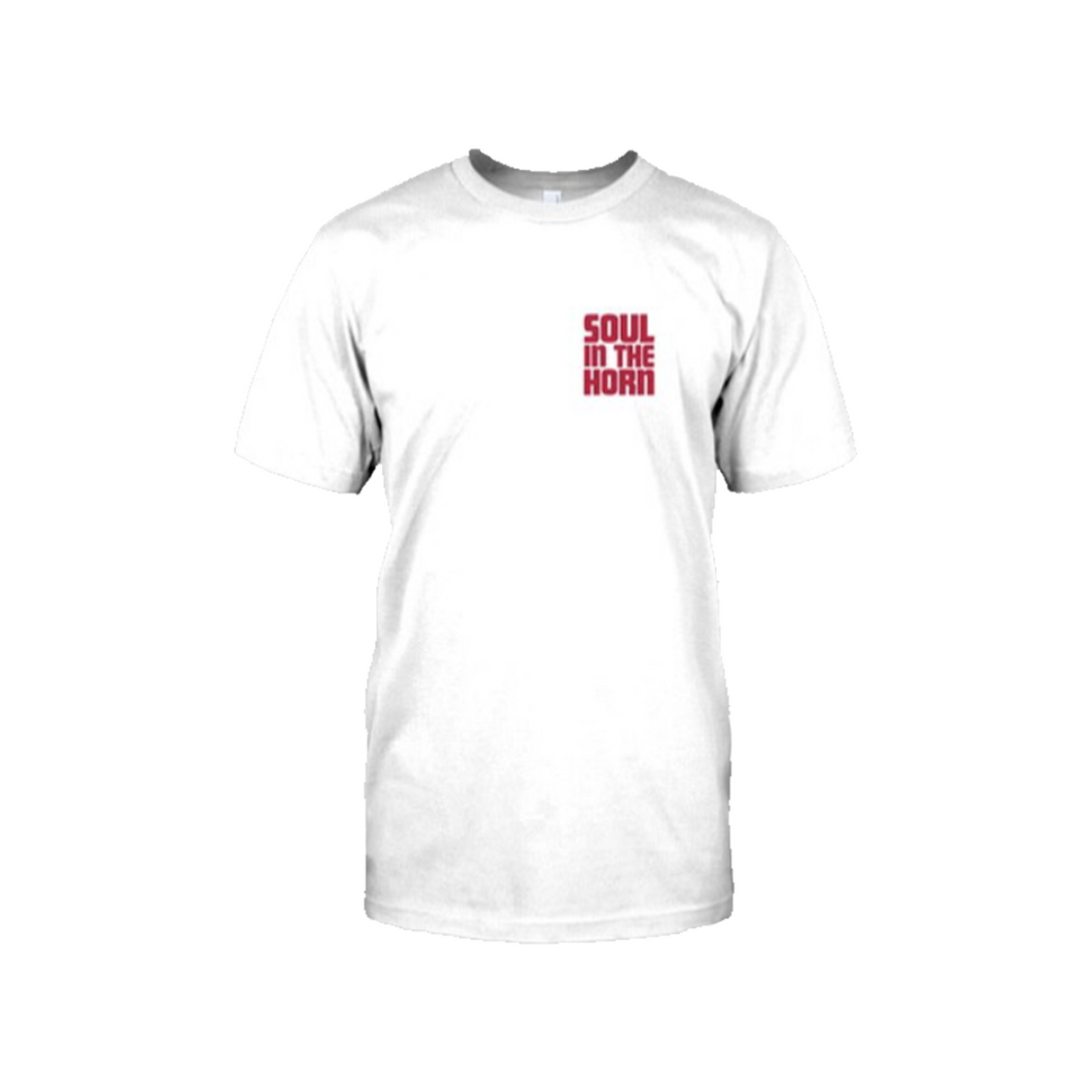 Badge White Unisex T-Shirt
