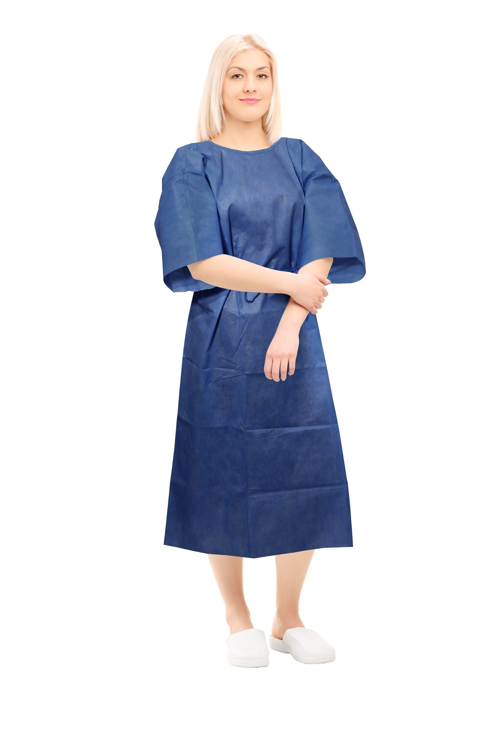 Disposable Modesty Patient Gown