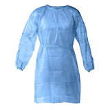 Isolation Gown with Elastic Cuff