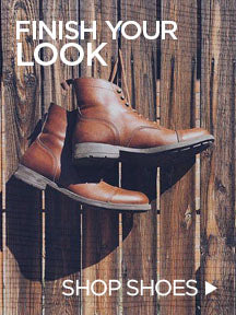 Finish Your Look. Shop Shoes