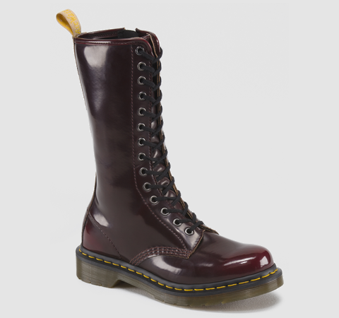 Vegan 14I Zip Boot by Dr. Marten's - Compassionate Closet