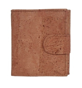 Cork Snap Wallet by Portuguese Passion - Compassionate Closet