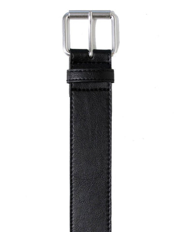 Will's London '4CM Belt' Black