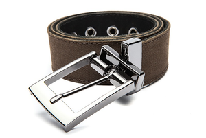 Double Sided Belt by Ahimsa - Compassionate Closet