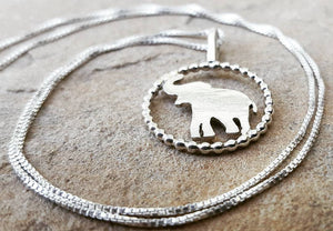 Zaaya 'Beaded Frame Animal Necklaces' - Compassionate Closet