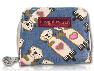 Billfold Wallet by Bungalow360 - Compassionate Closet