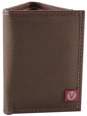 Bradley Tri-fold Wallet by The Vegan Collection - Compassionate Closet