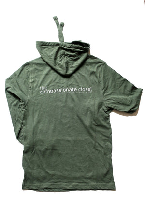 Organic Hoodie by Compassionate Closet