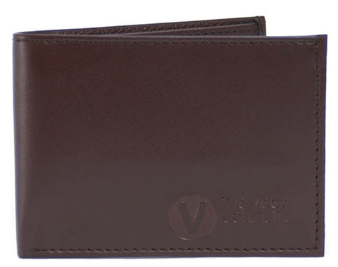 Compact Bi Fold Wallet by The Vegan Collection