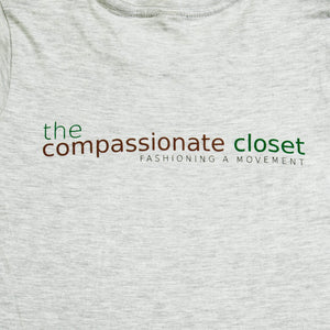 Women's Short Sleeve T-shirt by Compassionate Closet - Compassionate Closet