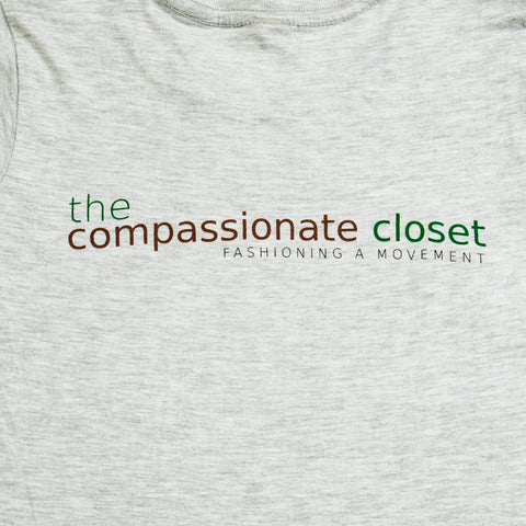 Short Sleeve Unisex T-shirt by Compassionate Closet - Compassionate Closet