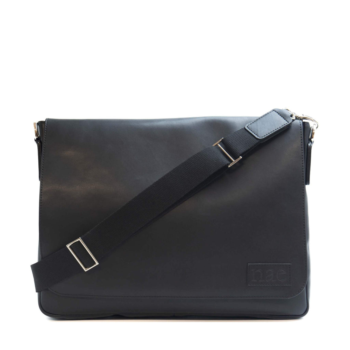 Davi Messenger Bag by NAE Vegan Shoes - Compassionate Closet