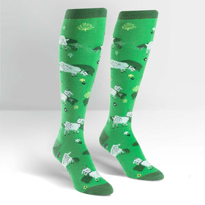 Fresh off the Goat Socks by Sock it To Me - Compassionate Closet