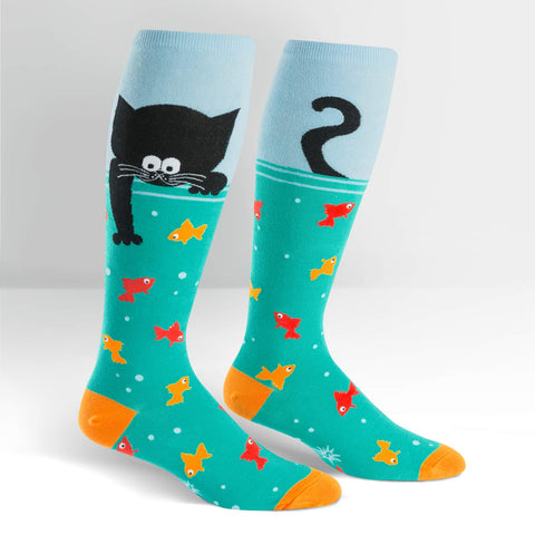 Gone Fishin' Socks by Sock it To Me - Compassionate Closet