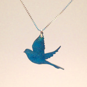 Zaaya 'Dove Bird Pendant Necklace' - Compassionate Closet