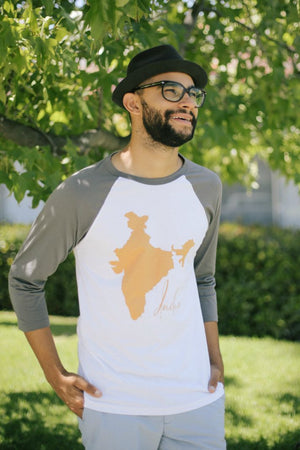 India Tee by PUNJAMMIES - Compassionate Closet