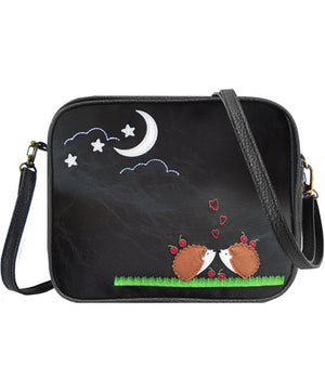 Love Hedgehogs Vancouver Cross Body by Lavishy - Compassionate Closet
