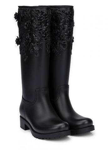 Flower Boot by Melissa - Compassionate Closet