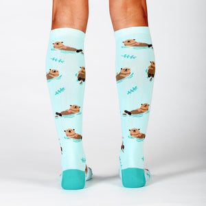 My Otter Half Women's Socks by Sock it To Me - Compassionate Closet