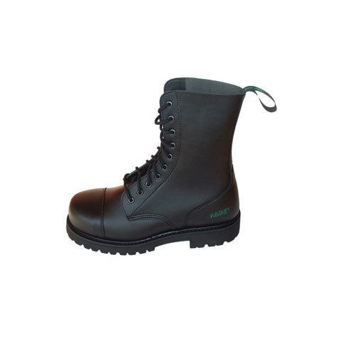 NAE B-GUN Vegan Steel Toecap Boot left