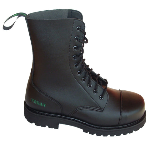 NAE B-GUN Vegan Steel Toecap Boot