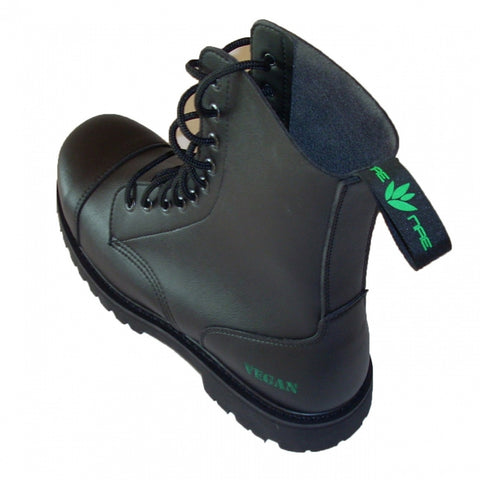 NAE B-GUN Vegan Steel Toecap Boot top