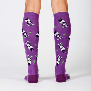 Panda Anything Women's Socks by Sock it To Me - Compassionate Closet