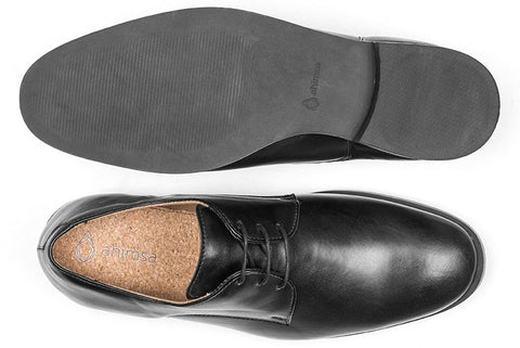 Plain Toe Dress Shoe by Ahimsa - Compassionate Closet