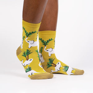 Planters Gonna Plant Crew Socks by Sock it To Me - Compassionate Closet