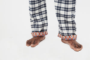 Men's Sharath Pants by PUNJAMMIES - Compassionate Closet