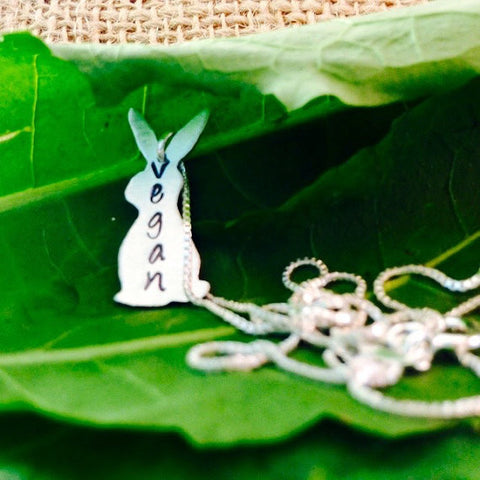 Zaaya 'Vegan Bunny Necklace'