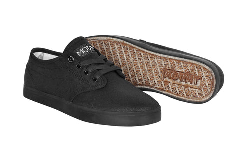 Marcos Black Nights Shoes by MOVMT - Compassionate Closet