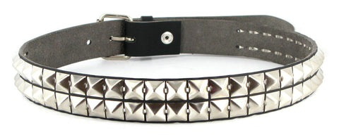 Vegetarian Shoes Studded Belt Pyramid