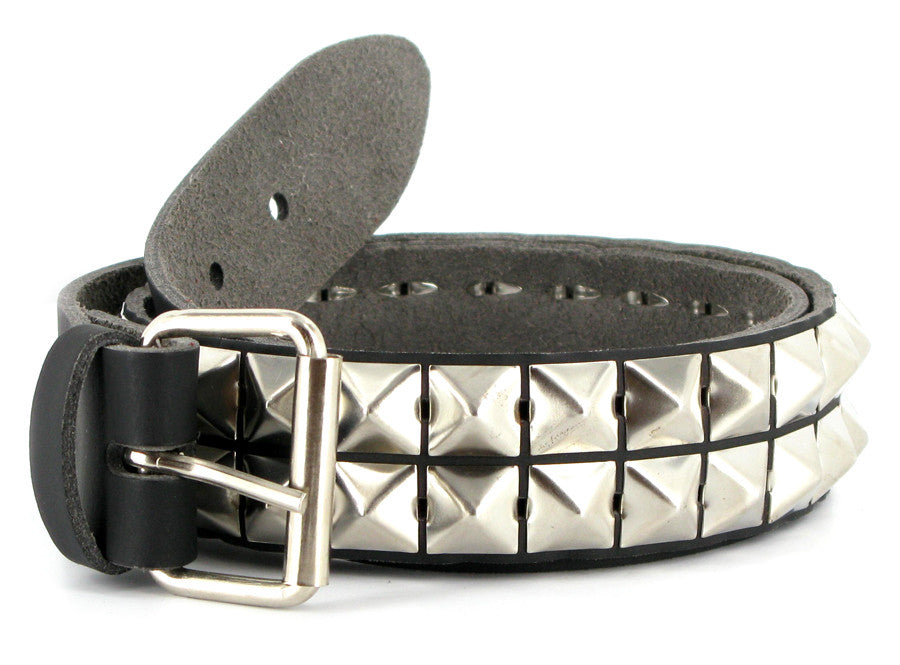 Studded Belt Pyramid Vegetarian Shoes - Compassionate Closet