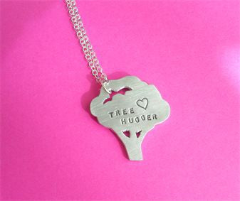 Christy Robinson Designs 'Tree Hugger' Necklace