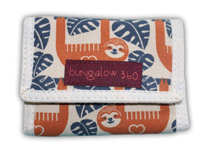 Trifold Wallet by Bungalow360 - Compassionate Closet