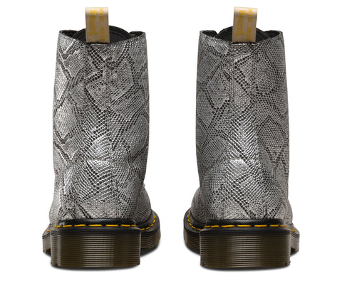 Vegan METALLIC PASCAL Boot back
