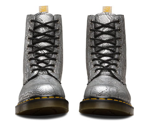 Vegan METALLIC PASCAL Boot front