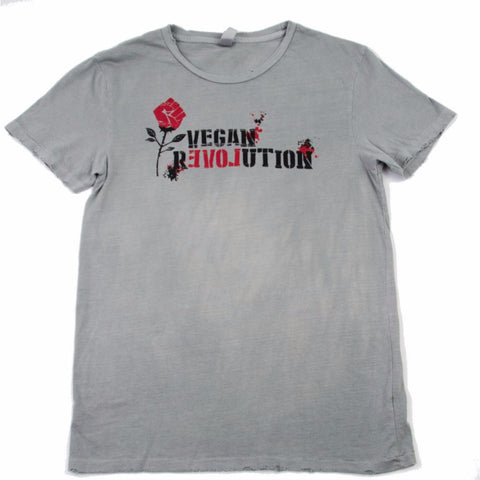 Vegan Revolution Short Sleeve T-shirt