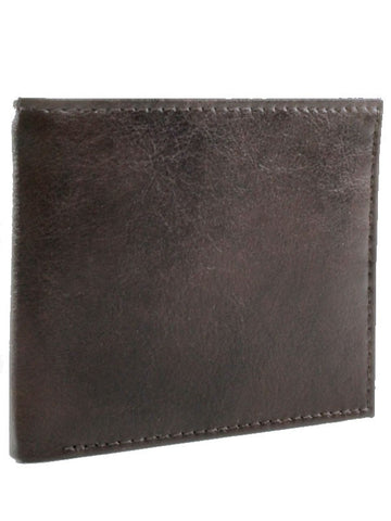 Billfold Wallet Brown