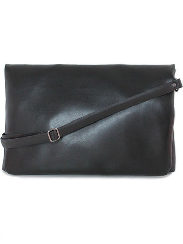 Wills Cross Body Bag Black Front