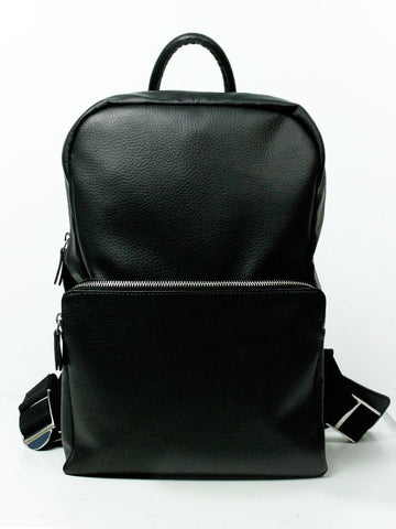 Wills London Backpack Black Front