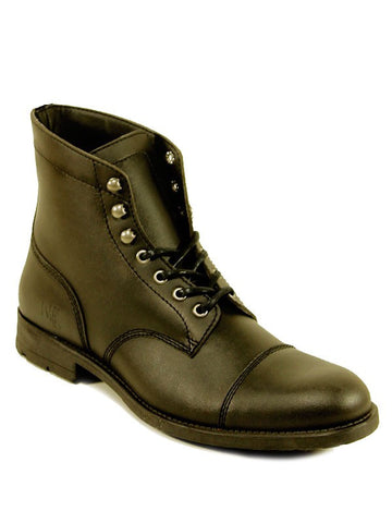Will's London Men's Work Boot Black