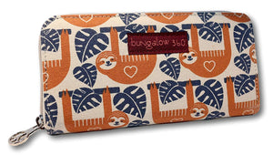 Zipper Wallet by Bungalow360 - Compassionate Closet