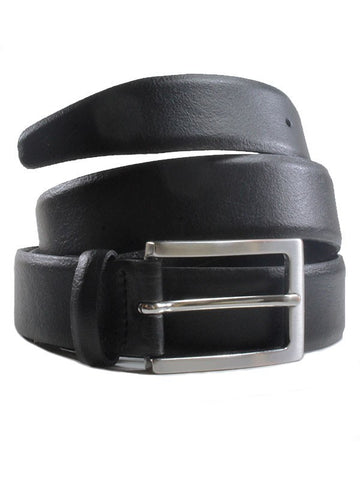 Will's 3CM Belt Black & Silver